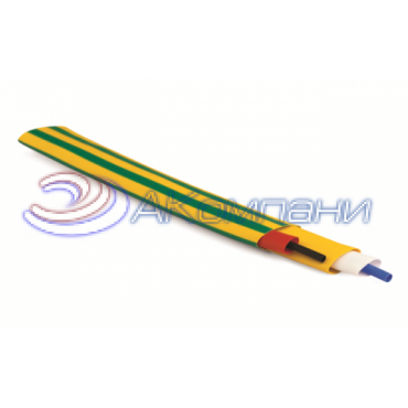 Термоусаживаемая промышленная трубка в рулоне 12,7/6,4 мм 2NZH201B127