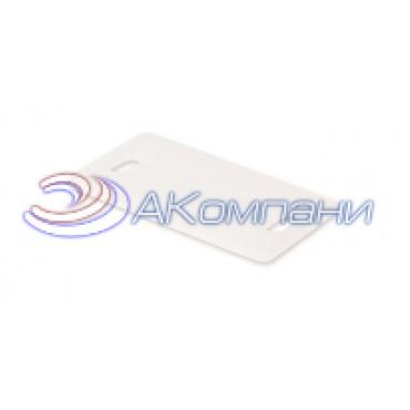 Маркировочная табличка, белая, 26,4х16,2