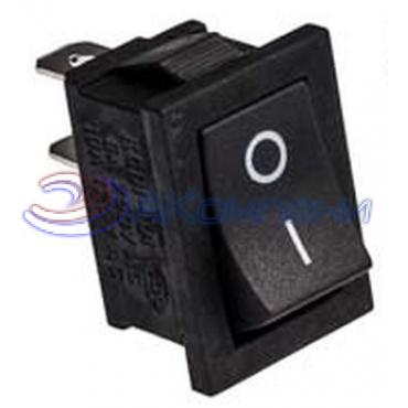 Клавишный переключатель KCD1-101, 2c (768)