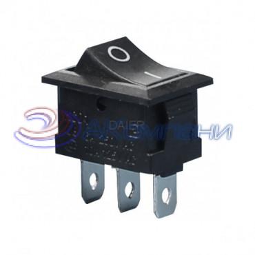 Клавишный переключатель KCD1-102, 3c (768)