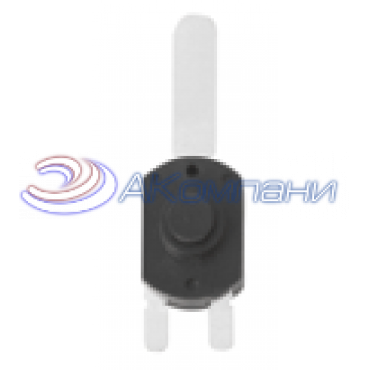 Миниатюрная кнопка KAN-3, 3c, 0,5A 125V с фиксацией