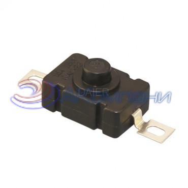Миниатюрная кнопка KAN-2, 2c с фиксацией