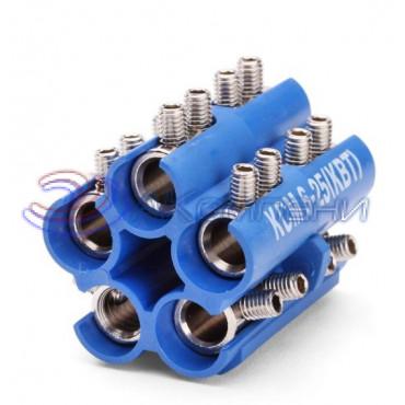 Кабельная стяжка нейлоновая с маркировочной площадкой белая КСМ 3х100