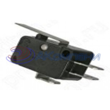Микропереключатель KW1-103-Z3A пластина, d=30мм (519)