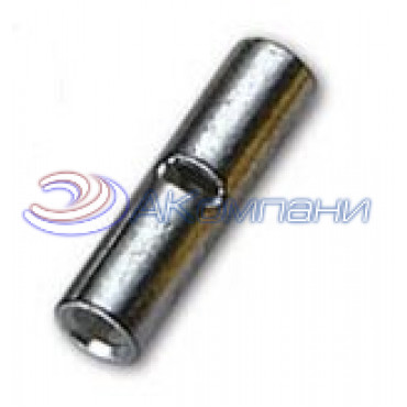 Трубка соединительная без изоляции медная лужёная с разрезом 0,5-1,5мм* SGE