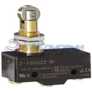 Микропереключатель Z-15GQ22-B