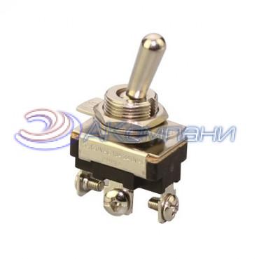 Тумблер ASW-23-103, 3c 10A нейтраль